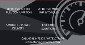 VEHICLE REMAPPING, DPF &EGR SOLUTIONS ECO,STAGE1 MID & PERFORMANCE