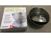 Kitchen bowl scale 5 Kg