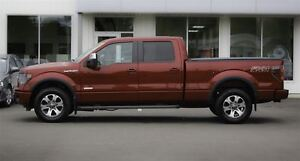 2014 Ford F-150 FX4! CREW! ECOBOOST! LEATHER! NAV!