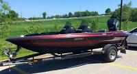 1999 stratos bass boat