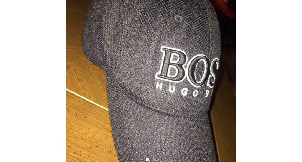 84ce1b6f1e4 Hugo Boss Cap! 100% Authentic