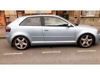 Audi, A3, Hatchback, 2006, Manual, 1595 (cc), 3 doors
