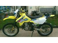 Suzuki DRZ400 sell or swap