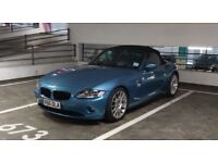 2003 (53) BMW Z4 3.0i Auto Dual Fuel Petrol / LPG (very low running cost)