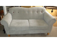 Collage Graceland Silver Mix - 2/3 Seater Sofa and Chair