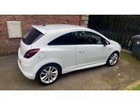 Vauxhall, CORSA, SRI, Hatchback, 2013, Manual, 1398 (cc), 3 doors