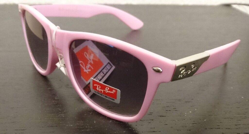 be4d0f99b6f9 Women s mens Ray bans Sunglasses Pink squared aviator oval rectangle  Wayfarer designer glasses MK