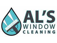 window cleaning job