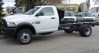 2015 Dodge RAM 5500 Cab & Chassis 4x4 diesel