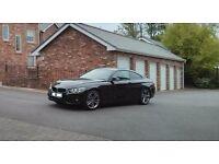 2014 BMW 420i sport xdrive auto