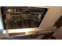 Miele G2670SCVi Fully Integrated Dishwasher Top Model Wi-fi Ready AAA Rated