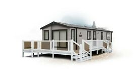 Luxury Holiday Home Static Caravan For Sale Swift Moselle Lodge In The Yorkshire Dales, Leyburn