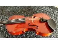 Stentor II 2 4/4 Student Violin