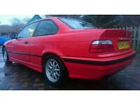 E36 323i coupe 86k low miles welded diff drift
