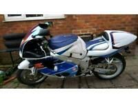 1999 Suzuki Gsxr 600 Srad 12 months mot