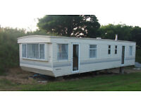 Large Modern Caravan Long term let Near Truro