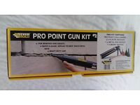 Everbuild - Pro Mortar Point Gun - Complete in original box - Used once