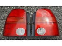 Vw lupo/arosa tail lights