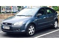 2005 (JUL05) FORD FOCUS 1.6 SPORT TDCI - DIESEL - 1 OWNER - 5 DOORS - MANUAL - GREY