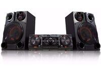 LG HIFI AS NEW BOXED WORTH £599 ASKING HALF PRICE