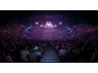 EXETER DARTS TICKETS X 2 FRONT TABLE SEATS DARTS PREMIER LEAGUE TICKETS IN HAND