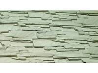 Plaster Wall Stone Tiles brick effect