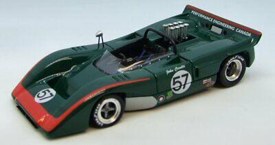 Marsh Models MM289 1/43 Scale McLaren M8C Can Am car - JOHN CORDTS kit to build