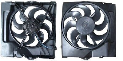 For BMW E36 318i 325i 328is M3 A/C Condenser Fan Assembly APDI 6013101 Bmw 325i A/c Condenser
