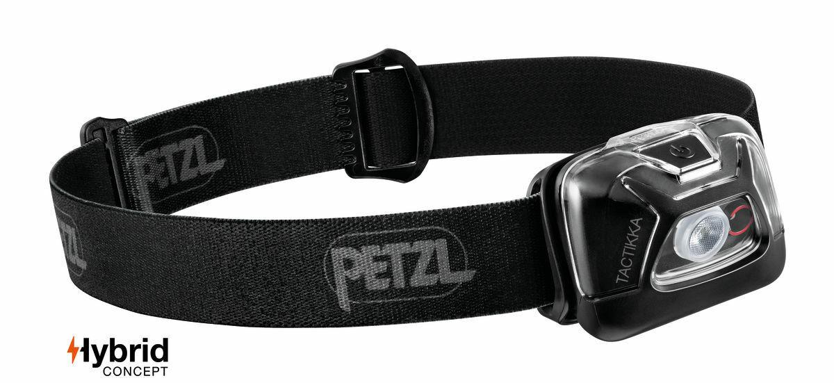 Petzl Tactikka Stirnlampe mit 300 Lumen & Batterien Kopflampe Helmlampe Tikka b