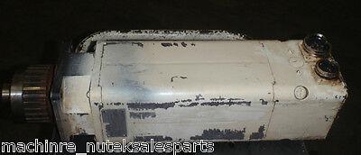 Cincinnati Milacron Permanent Magnet Motor 1hu3078-0ac01-z Nr.e 5a97 0503 08 002
