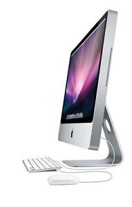 """iMac 20"""" Aluminum Complete System! Excellent Condition! Upgraded"""