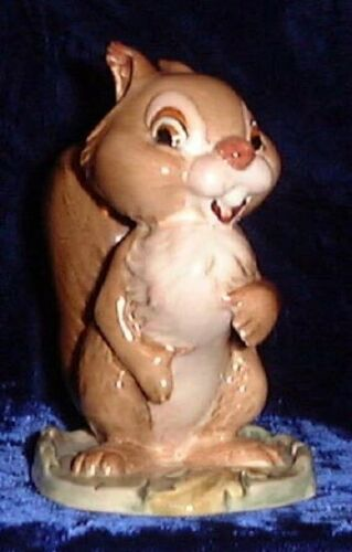 Beswick David Hands Animaland figurine Ginger Nutt