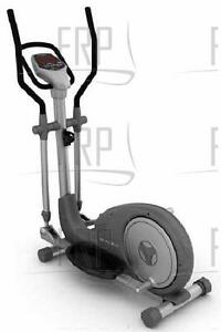 bladez x350p elliptical trainer manual