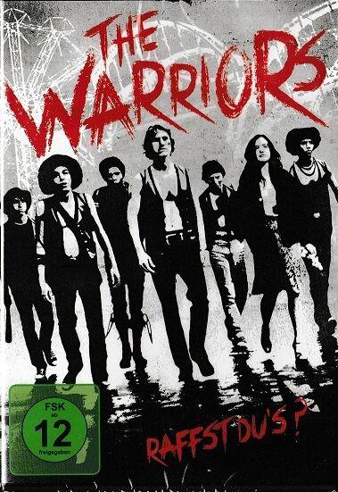 DVD * THE WARRIORS # NEU OVP +