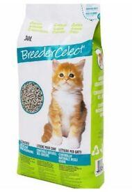 Cat litter 20litre bag