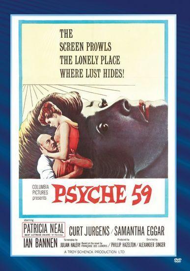 PSYCHE 59 (B&W) Region Free DVD - Sealed