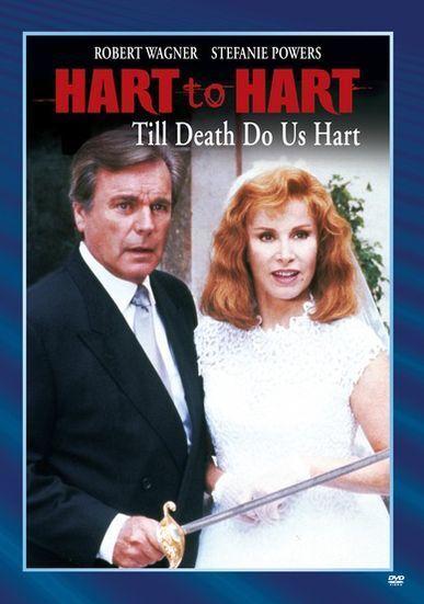 HART TO HART: TIL DEATH DO US HART Region Free DVD - Sealed