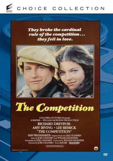 COMPETITION Region Free DVD - Sealed