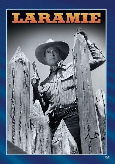 LARAMIE (1944 Charles Starett) Region Free DVD - Sealed