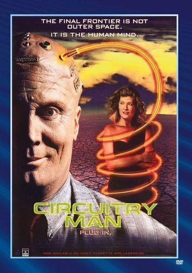CIRCUITRY MAN (1990)  Region Free DVD - Sealed