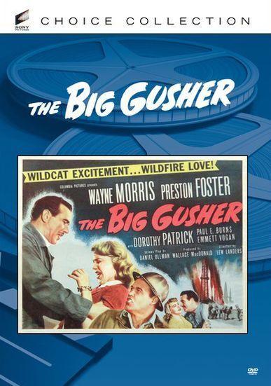 BIG GUSHER (B&W) Region Free DVD - Sealed