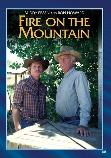FIRE ON THE MOUNTAIN Region Free DVD - Sealed