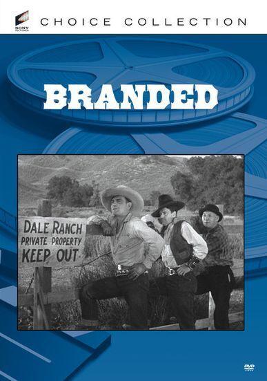 BRANDED (1931) ( B&W) Region Free DVD - Sealed