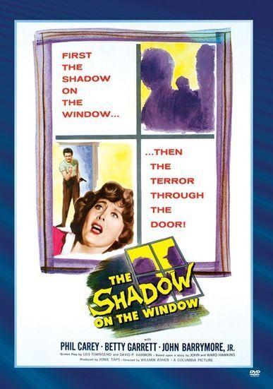SHADOW ON THE WINDOW (B&W) Region Free DVD - Sealed