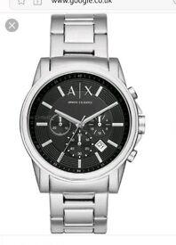 Armani exchange emporio watch AX7100 mens watch