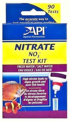API NITRATE 90-Test Freshwater and Saltwater Aquarium Water