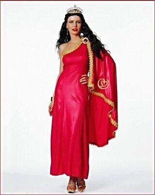 Girls Small 4-6 Roman Empress Child Halloween Costume New with Extra - Roman Halloween Costume Accessories