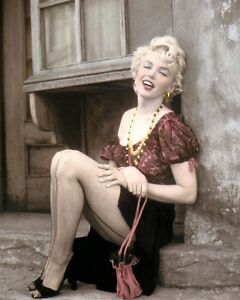 MARILYN MONROE BUS STOP 1956 HOLLYWOOD ACTRESS 8x10