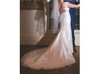 Maggie Sottero wedding dress size 10
