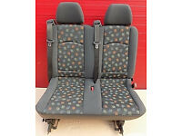Mercedes Vito W639 rear 2 seater bench seat plus more parts available can also fit and deliver.